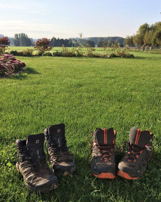 We zetten je graag op weg voor een wandeling door de velden